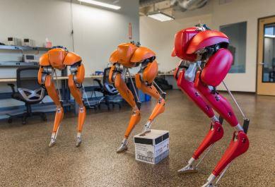 Robot humanoide Cassie de Agility Robotics