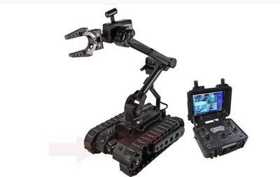 Aplicación militar LT2 Bulldog Tactical Robot para reconocimiento