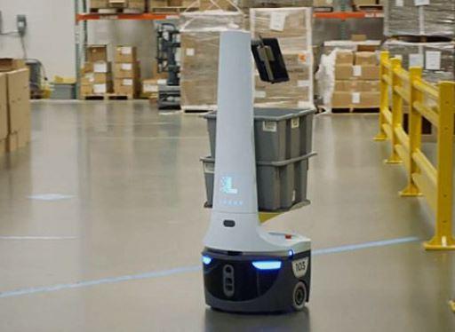 Las empresas de paquetería están apostando por robotizar sus instalaciones