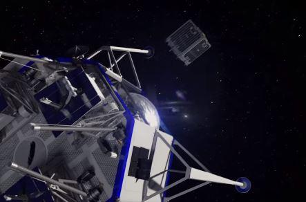 Por qué Amazon quiere enviar robots a la Luna