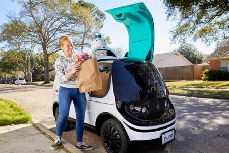 California aprueba dar permisos a autos sin conductor para servicio de reparto